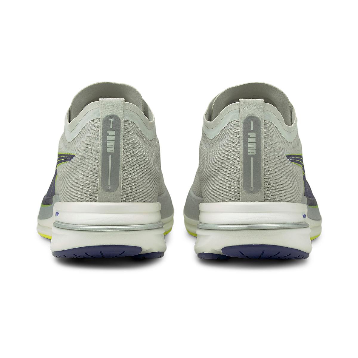 Men's Puma Deviate Nitro Running Shoe - Color: Gray Violet - Size: 7 - Width: Regular, Gray Violet, large, image 4