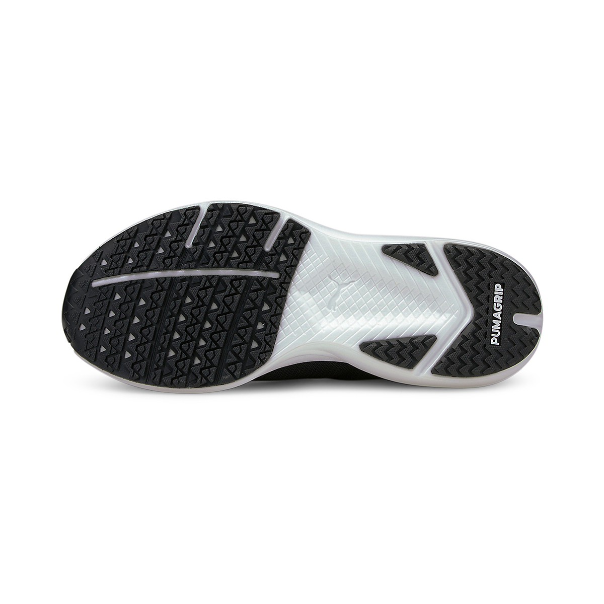 Women's Puma Liberate Nitro Running Shoe - Color: Puma Black - Size: 5.5 - Width: Regular, Puma Black, large, image 3
