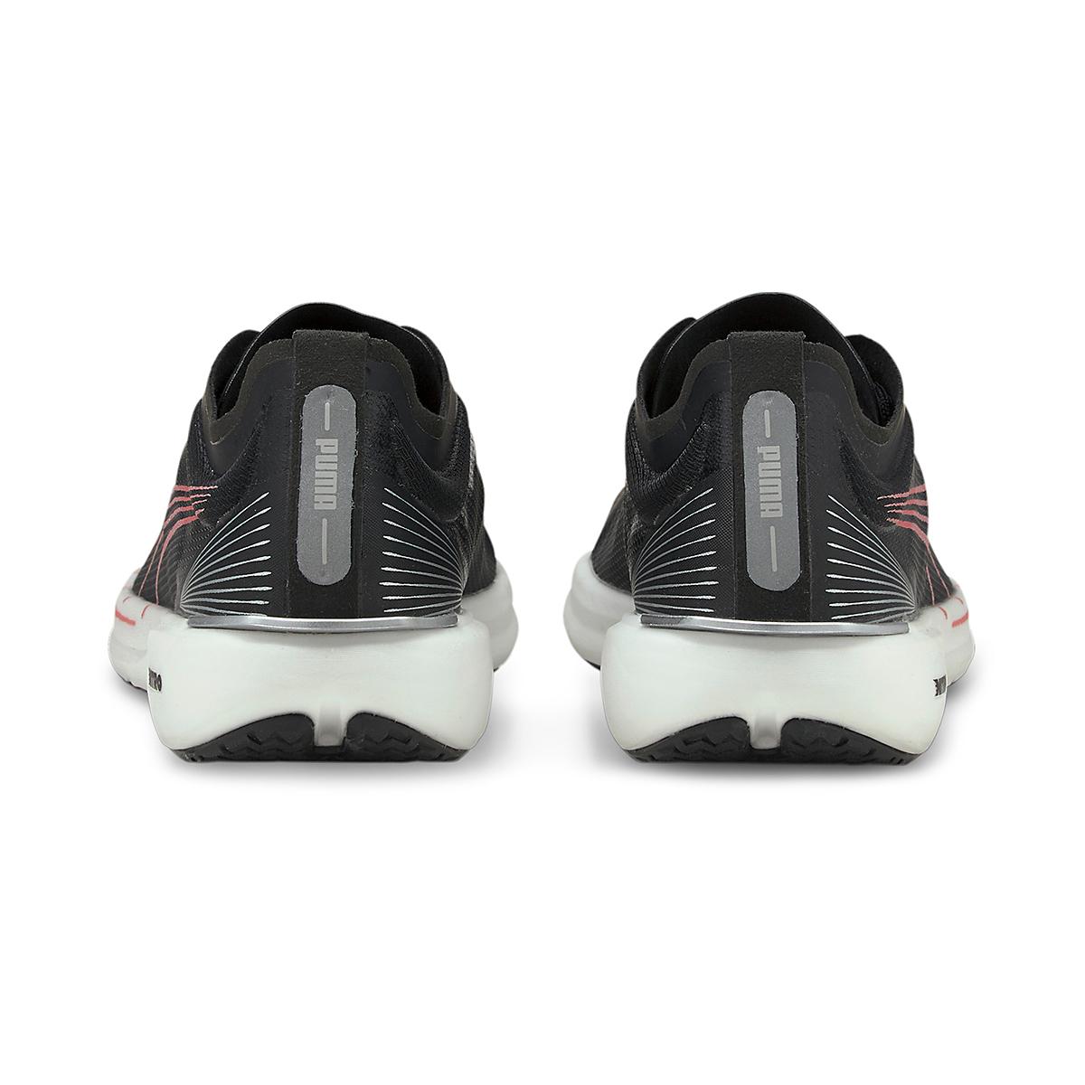 Women's Puma Liberate Nitro Running Shoe - Color: Puma Black - Size: 5.5 - Width: Regular, Puma Black, large, image 4