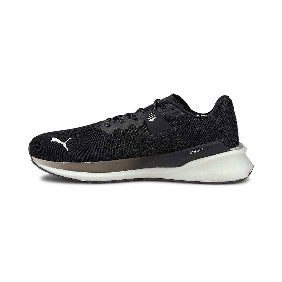 Men's Puma Eternity Nitro Running Shoe - Color: Puma Black - Size: 7 - Width: Regular, Puma Black, large, image 2