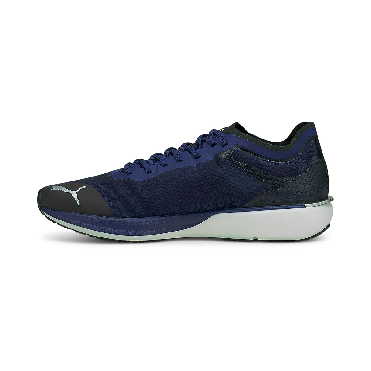 Men's Puma Liberate Nitro Running Shoe - Color: Elektro Blue - Size: 7 - Width: Regular, Elektro Blue, large, image 2