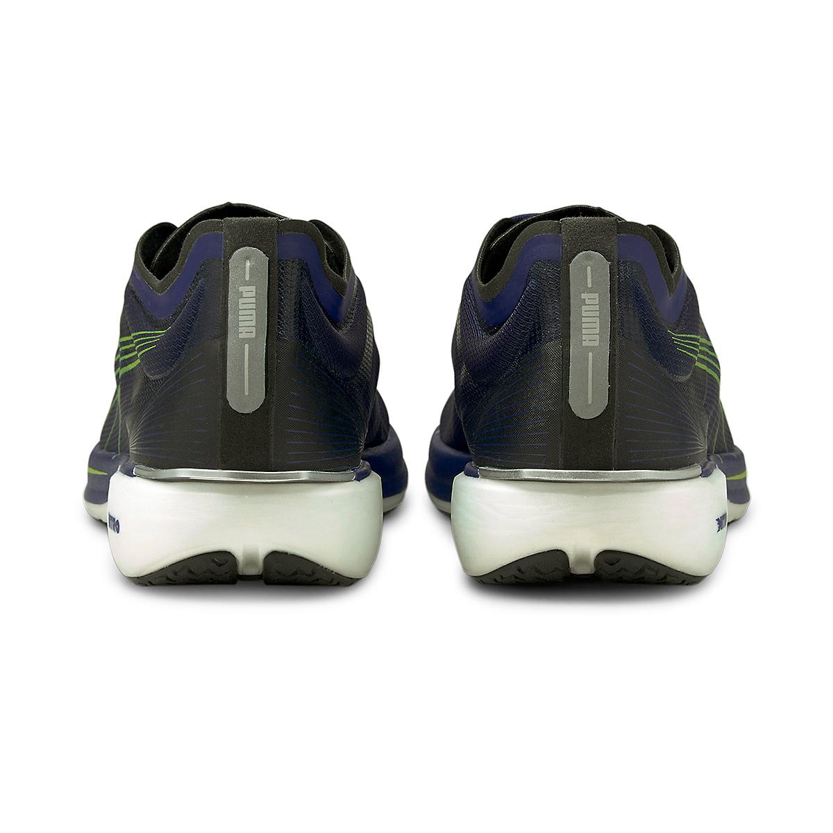 Men's Puma Liberate Nitro Running Shoe - Color: Elektro Blue - Size: 7 - Width: Regular, Elektro Blue, large, image 4
