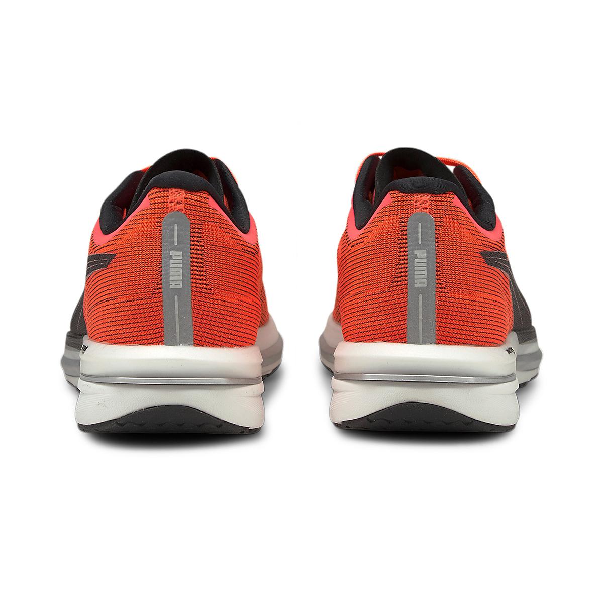 Women's Puma Velocity Nitro Running Shoe - Color: Lava Blast - Size: 5.5 - Width: Regular, Lava Blast, large, image 4