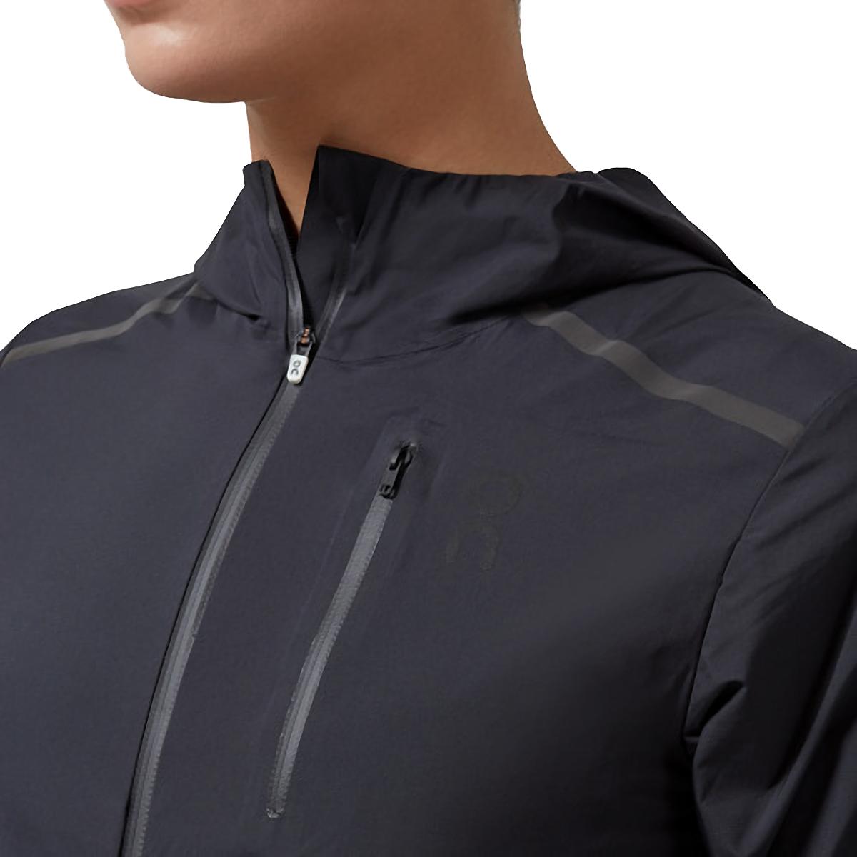 Men's New Balance Boroughs 2020 Short Sleeve Shirt - Color: Navy - Size: M, Navy, large, image 4