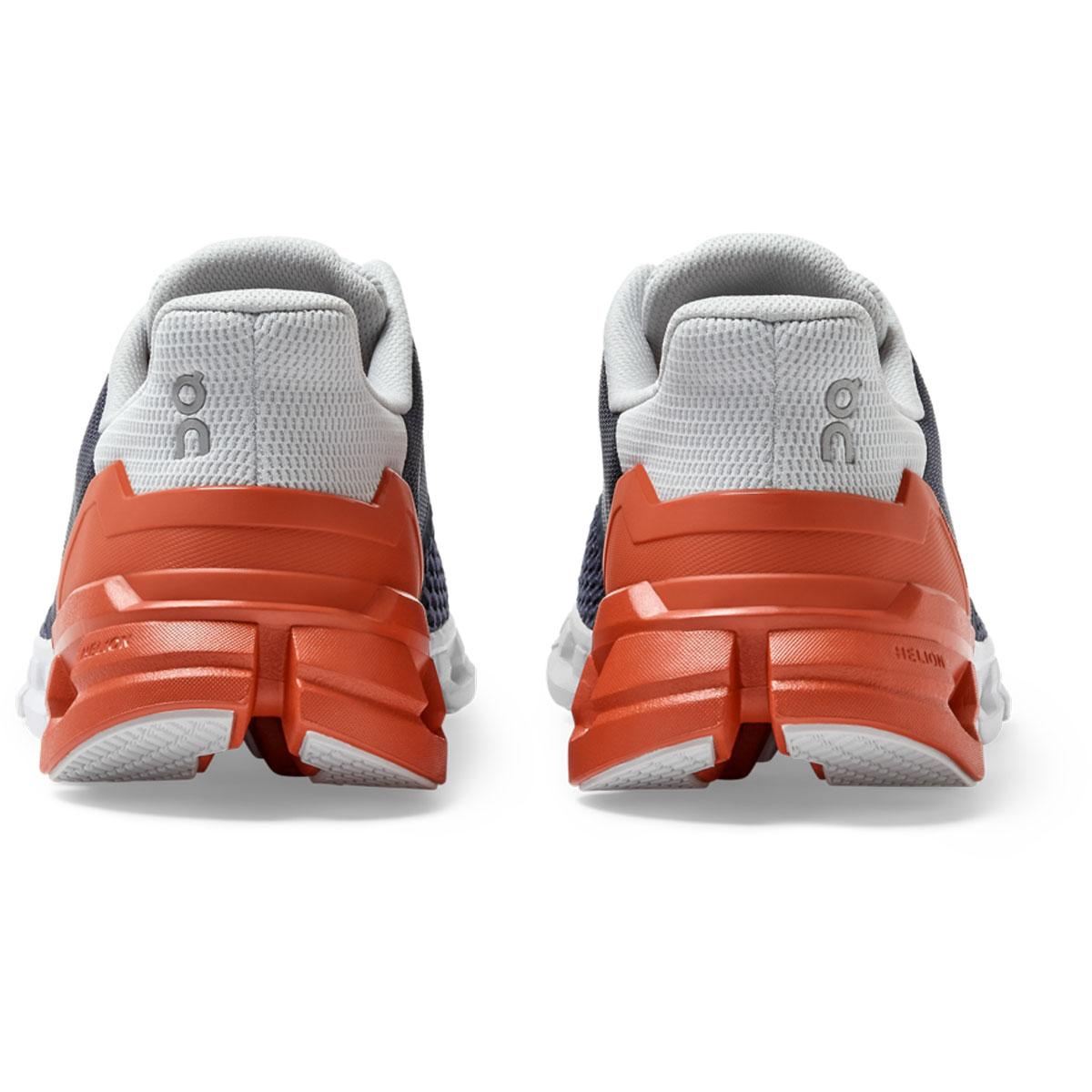 Men's On Cloudflyer 2.0 Running Shoe - Color: Midnight/Rust - Size: 7 - Width: Regular, Midnight/Rust, large, image 4