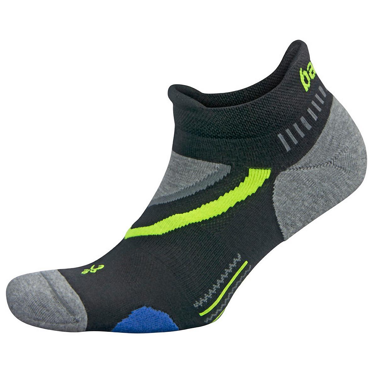 Balega UltraGlide No Show Socks - Color: Black - Size: M, Black, large, image 1