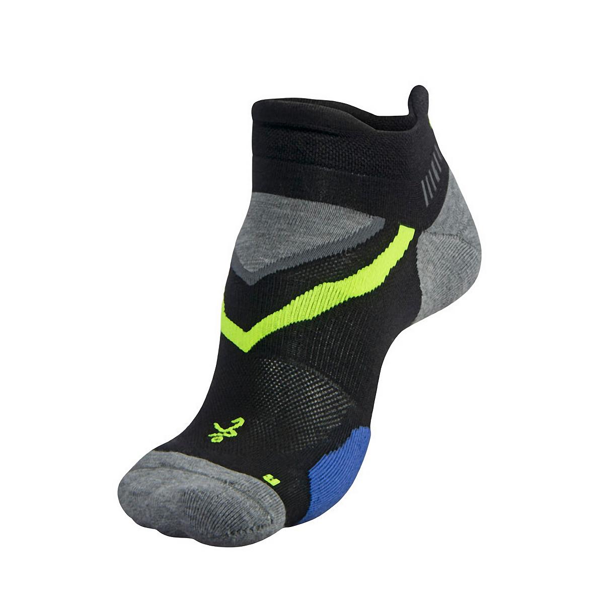 Balega UltraGlide No Show Socks - Color: Black - Size: M, Black, large, image 2