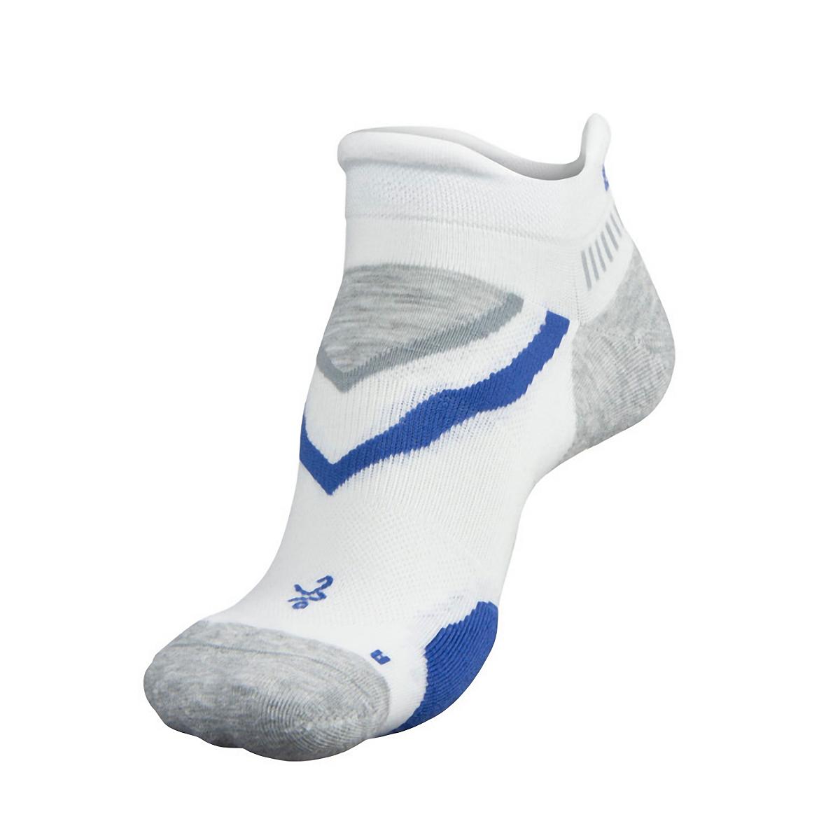 Balega UltraGlide No Show Socks - Color: White - Size: S, White, large, image 2