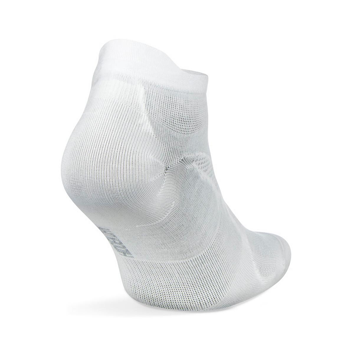 Balega Hidden Dry No Show Socks - Color: White - Size: S, White, large, image 4