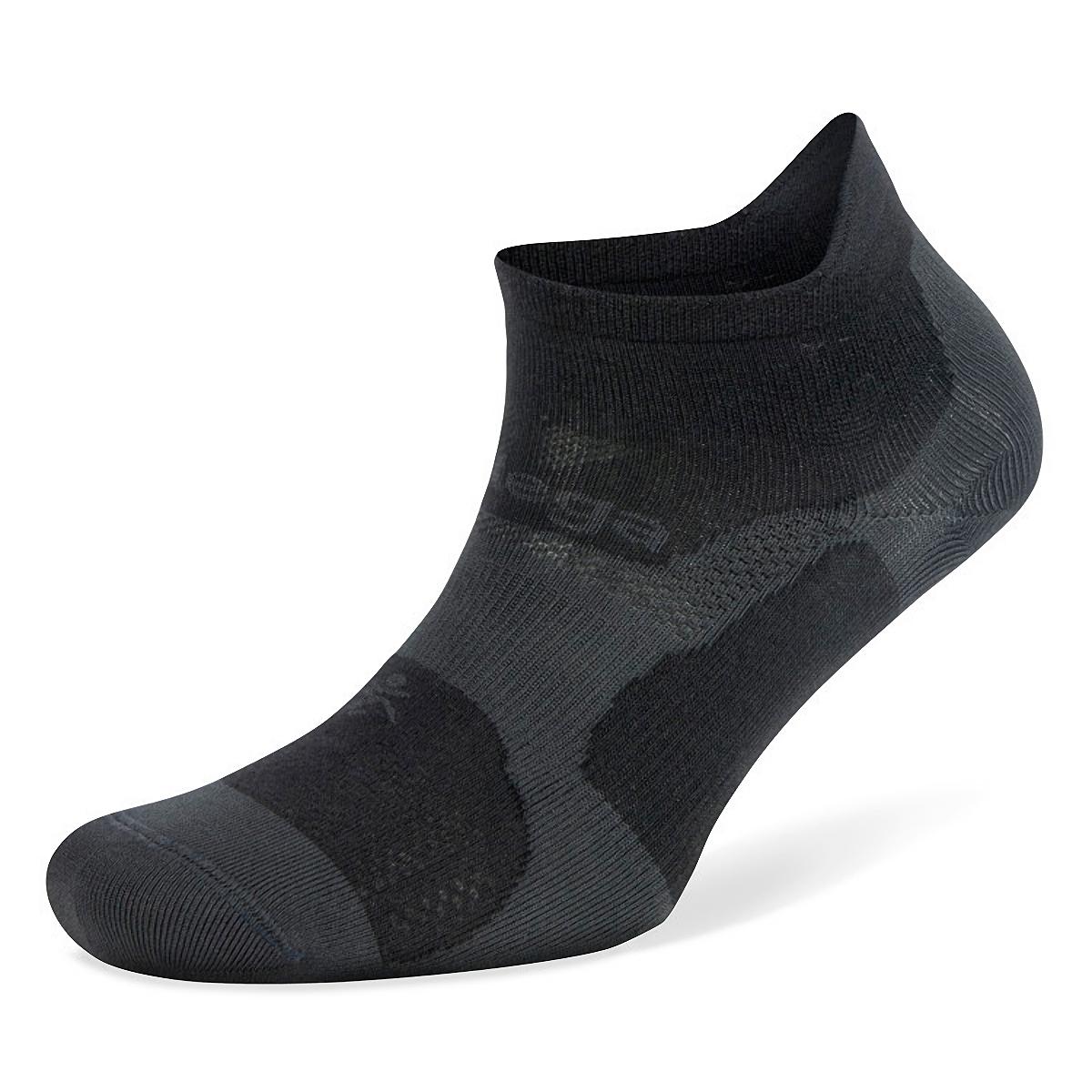 Balega Hidden Dry No Show Socks - Color: Black - Size: S, Black, large, image 1