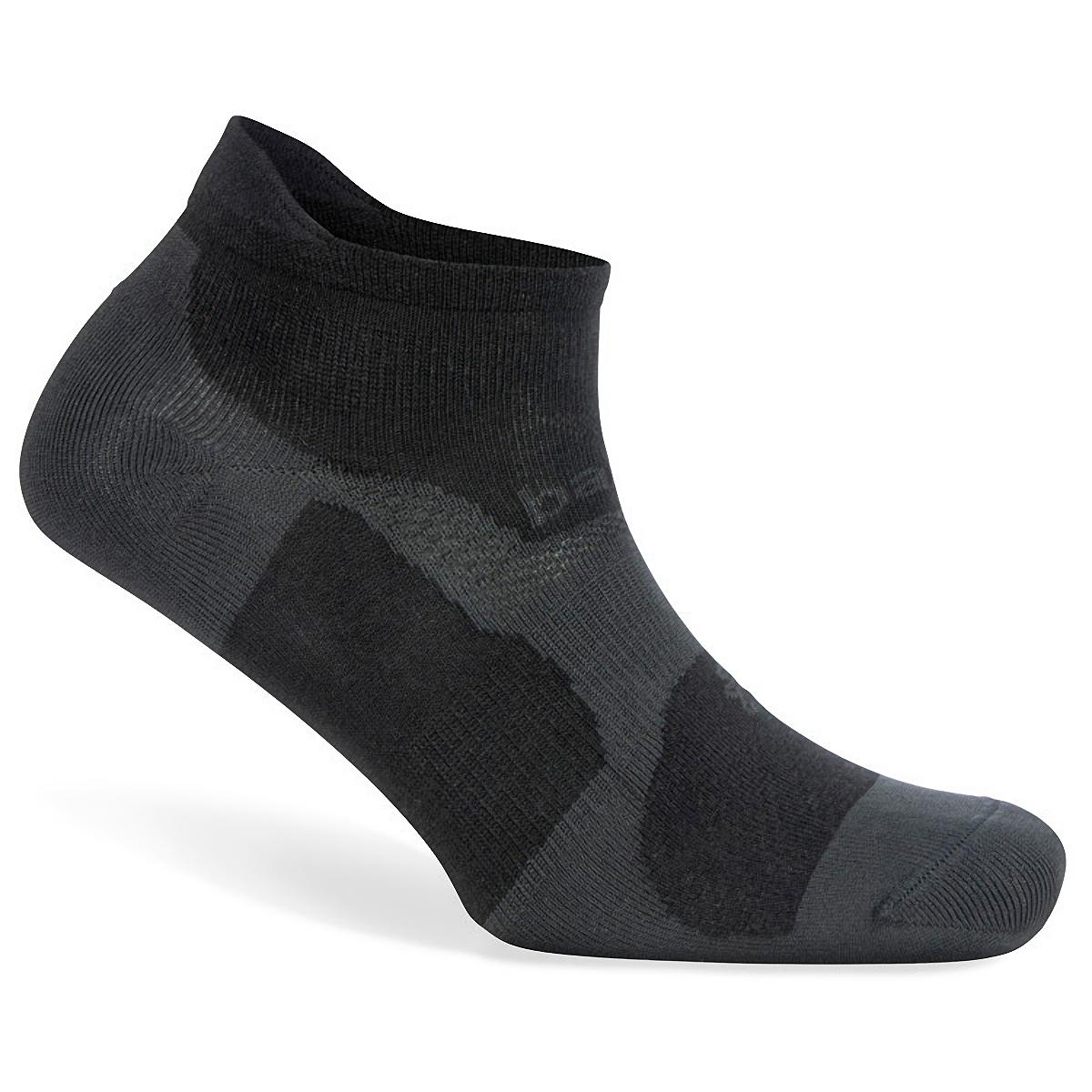 Balega Hidden Dry No Show Socks - Color: Black - Size: S, Black, large, image 2