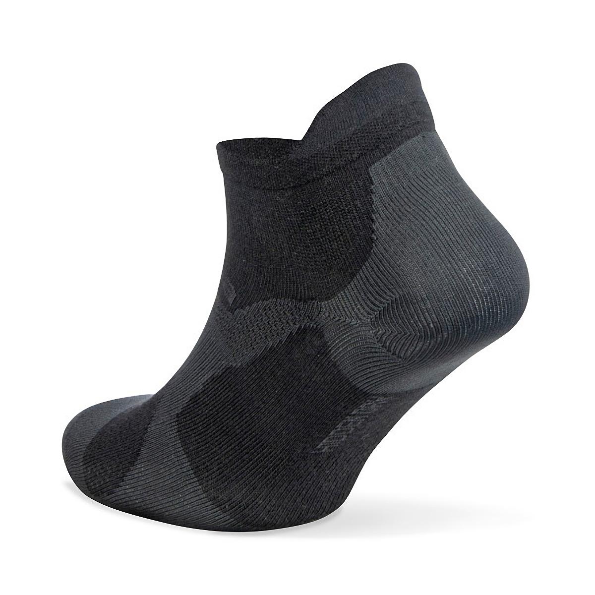 Balega Hidden Dry No Show Socks - Color: Black - Size: S, Black, large, image 3