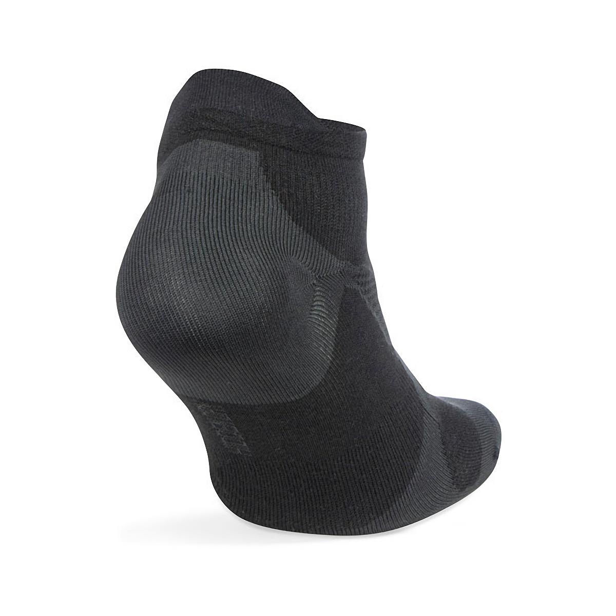Balega Hidden Dry No Show Socks - Color: Black - Size: S, Black, large, image 4