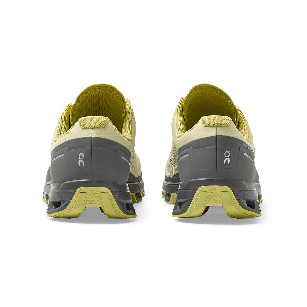 Men's On Cloudventure Running Shoe - Color: Hay/Rock - Size: 7 - Width: Regular, Hay/Rock, large, image 4