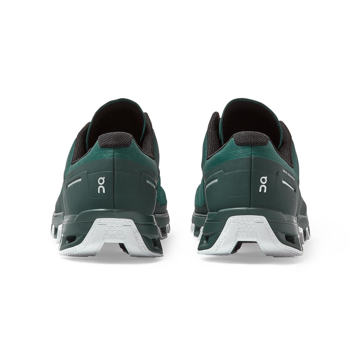 Men's On Cloudventure Running Shoe - Color: Evergreen/White - Size: 7 - Width: Regular, Evergreen/White, large, image 4