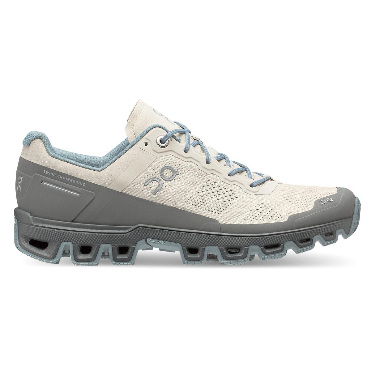 Women's On Cloudventure Trail Running Shoe - Color: Sand/Wash - Size: 5 - Width: Regular, Sand/Wash, large, image 1