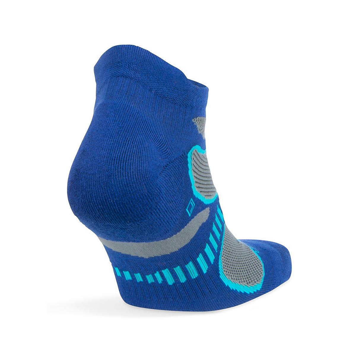 Balega Ultra Light No Show Tab Socks - Color: Cobalt - Size: S, Cobalt, large, image 1