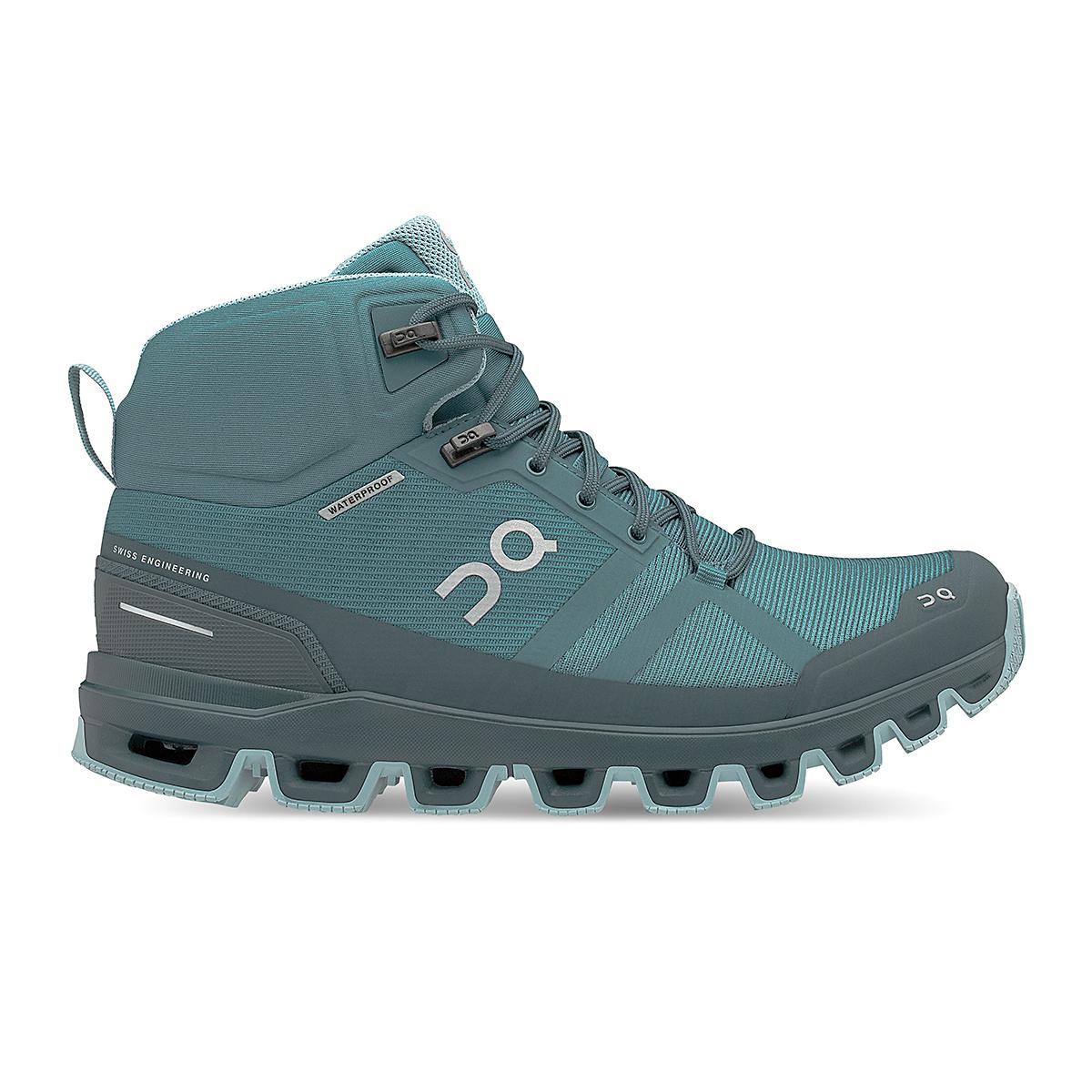 Women's On Cloudrock Waterproof Trail Running Shoe, , large, image 1
