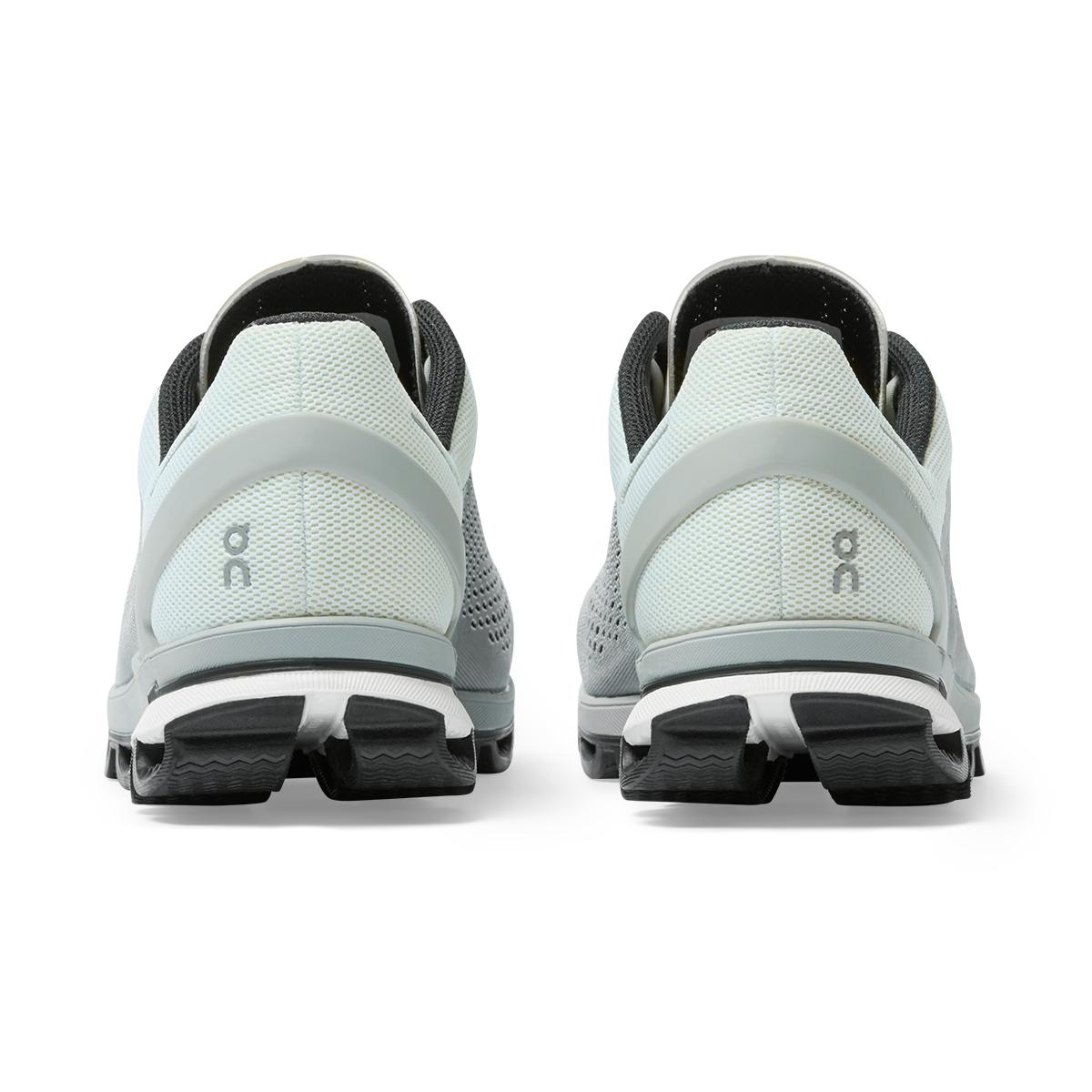 Men's On Cloudsurfer Running Shoe - Color: Glacier/Black - Size: 7 - Width: Regular, Glacier/Black, large, image 4