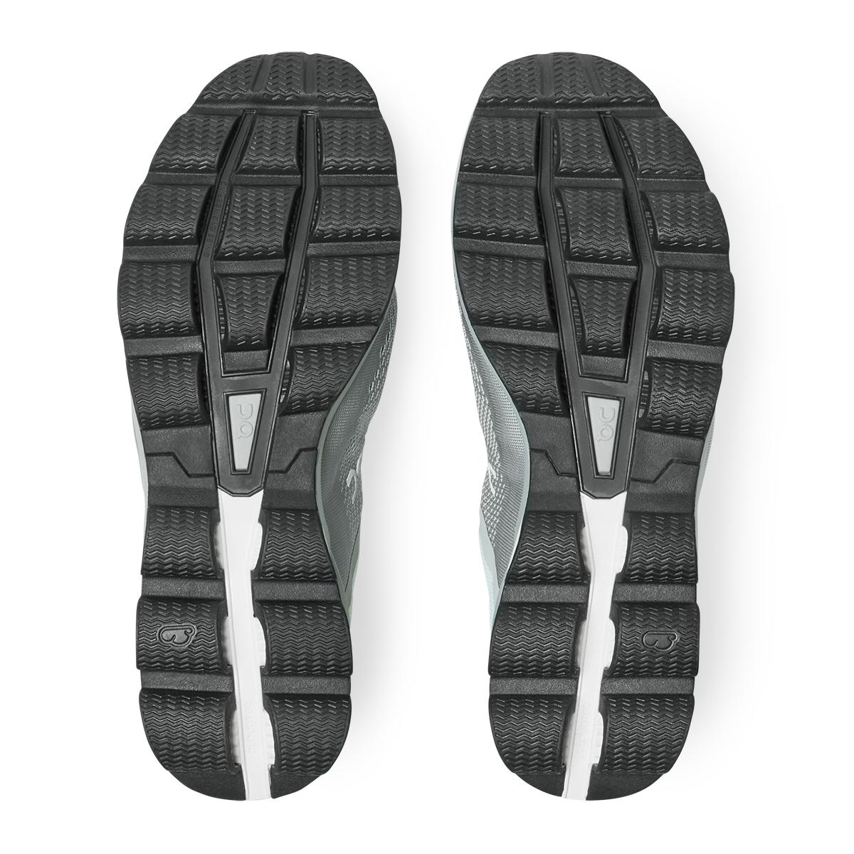 Men's On Cloudsurfer Running Shoe - Color: Glacier/Black - Size: 7 - Width: Regular, Glacier/Black, large, image 5