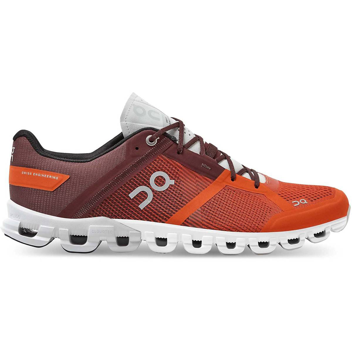 Men's On Cloudflow 2.0 Running Shoe - Color: Flare/Dawn - Size: 10 - Width: Regular, Flare/Dawn, large, image 1