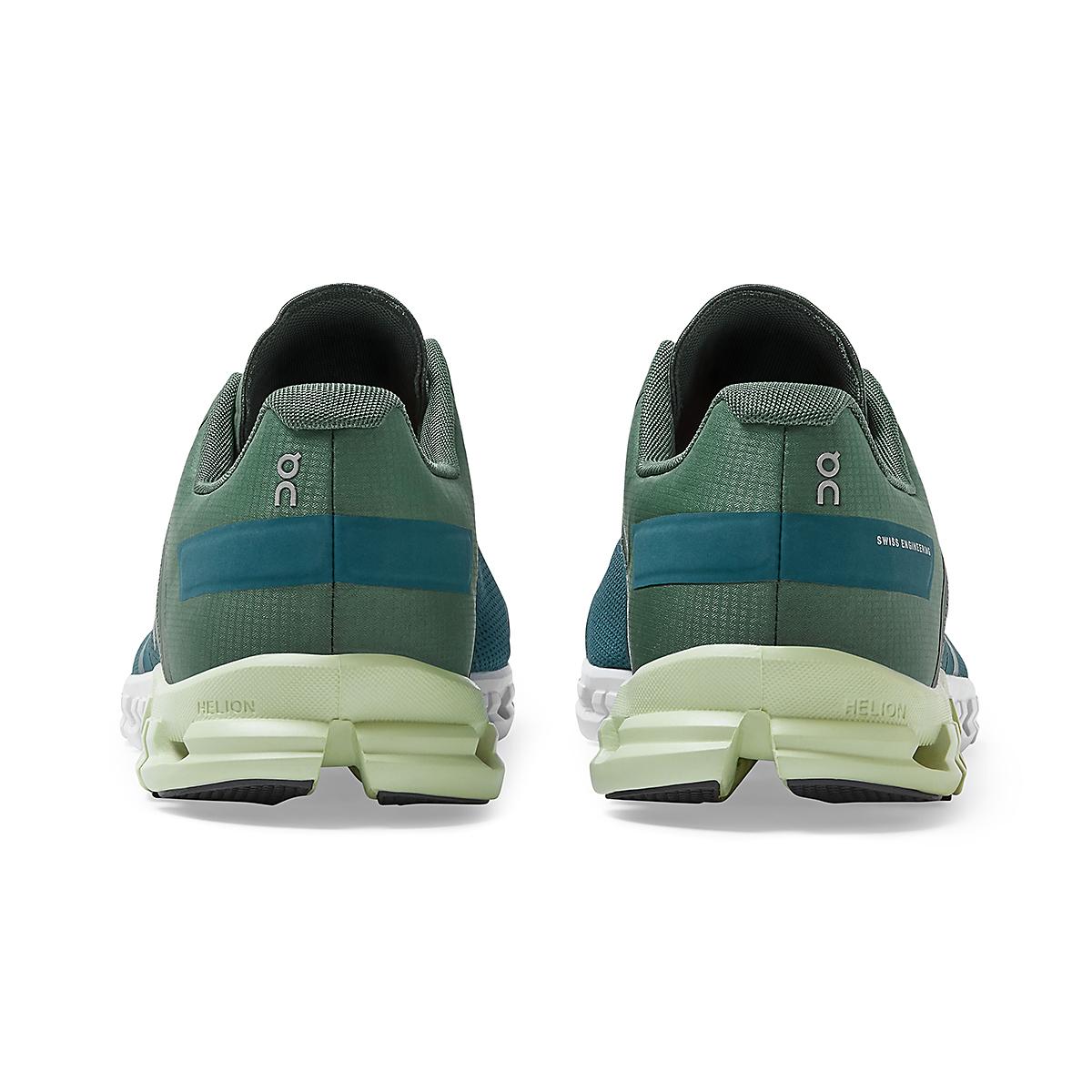 Men's On Cloudflow 2.0 Running Shoe - Color: Sea/Petrol - Size: 7 - Width: Regular, Sea/Petrol, large, image 5