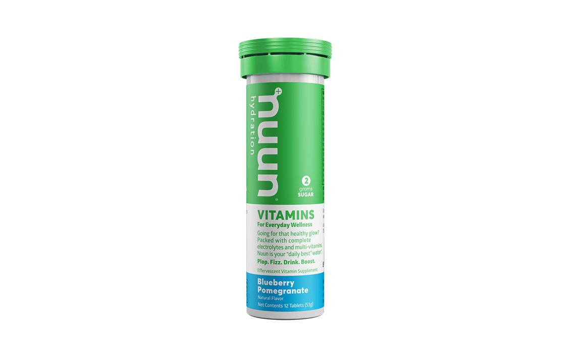 Nuun Vitamins Drink Tablets - Flavor: Blueberry Pomegranate - Size: Box of 8, Blueberry Pomegranate, large, image 1
