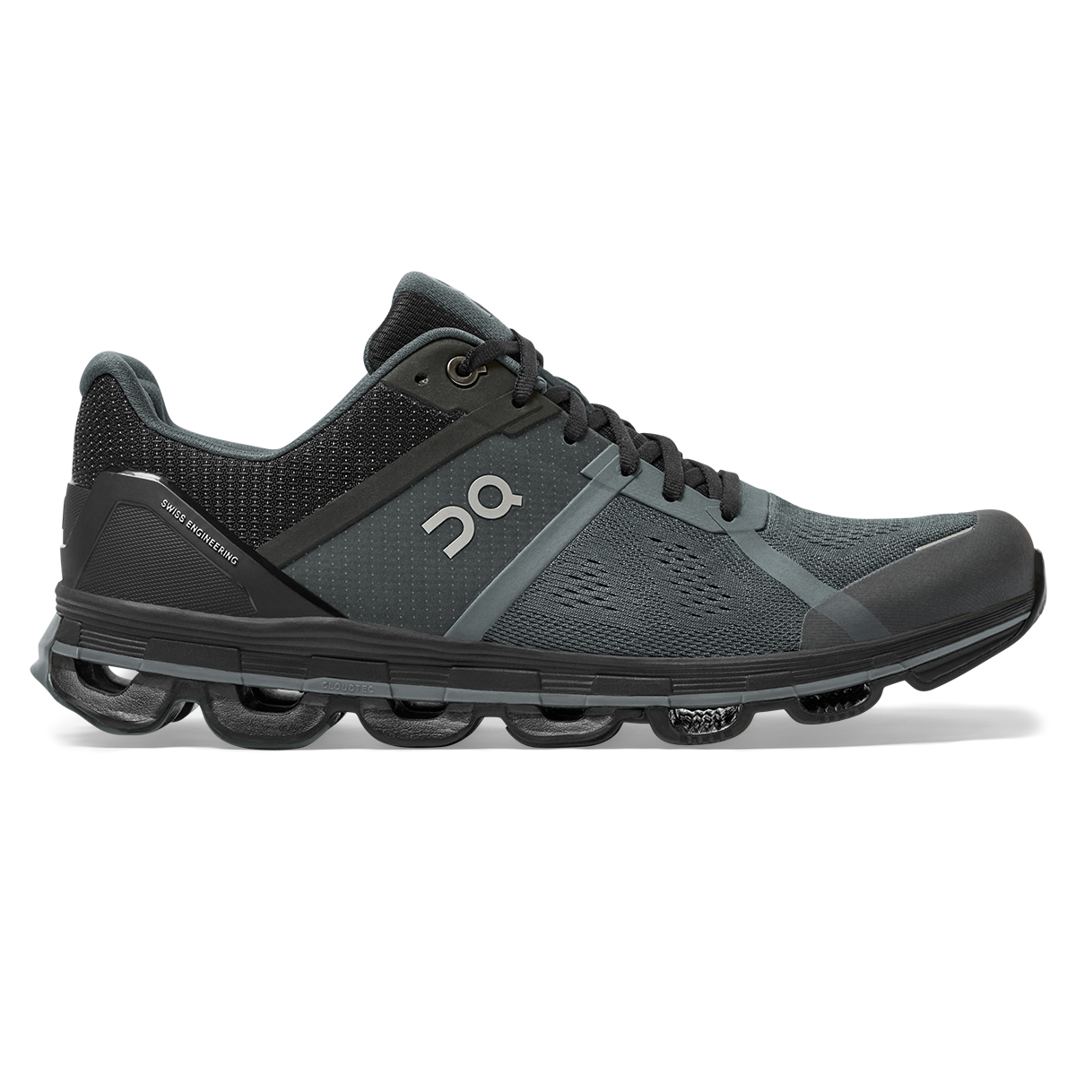 Women's On Cloudace Running Shoe - Color: Graphite/Rock - Size: 5 - Width: Regular, Graphite/Rock, large, image 1