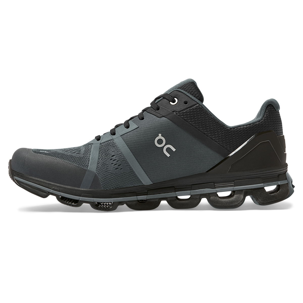 Women's On Cloudace Running Shoe - Color: Graphite/Rock - Size: 5 - Width: Regular, Graphite/Rock, large, image 2