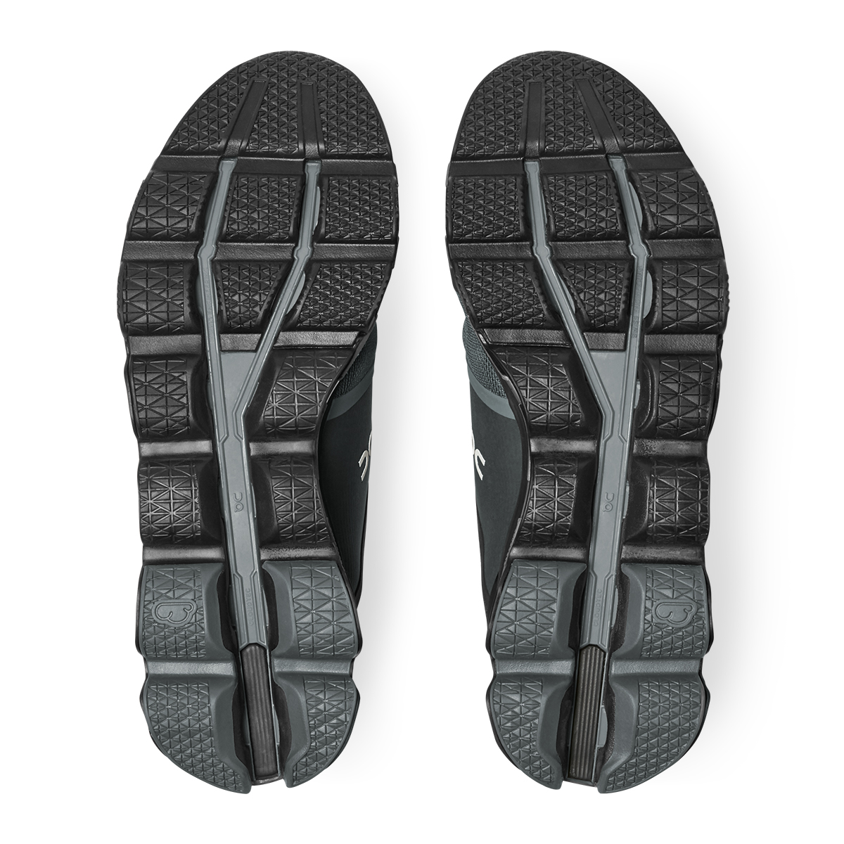 Women's On Cloudace Running Shoe - Color: Graphite/Rock - Size: 6 - Width: Regular, Graphite/Rock, large, image 5