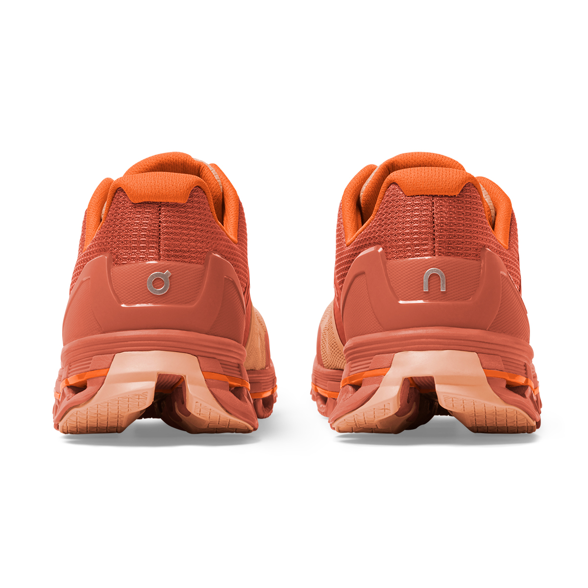 Women's On Cloudace Running Shoe - Color: Blush/Orange - Size: 5 - Width: Regular, Blush/Orange, large, image 4