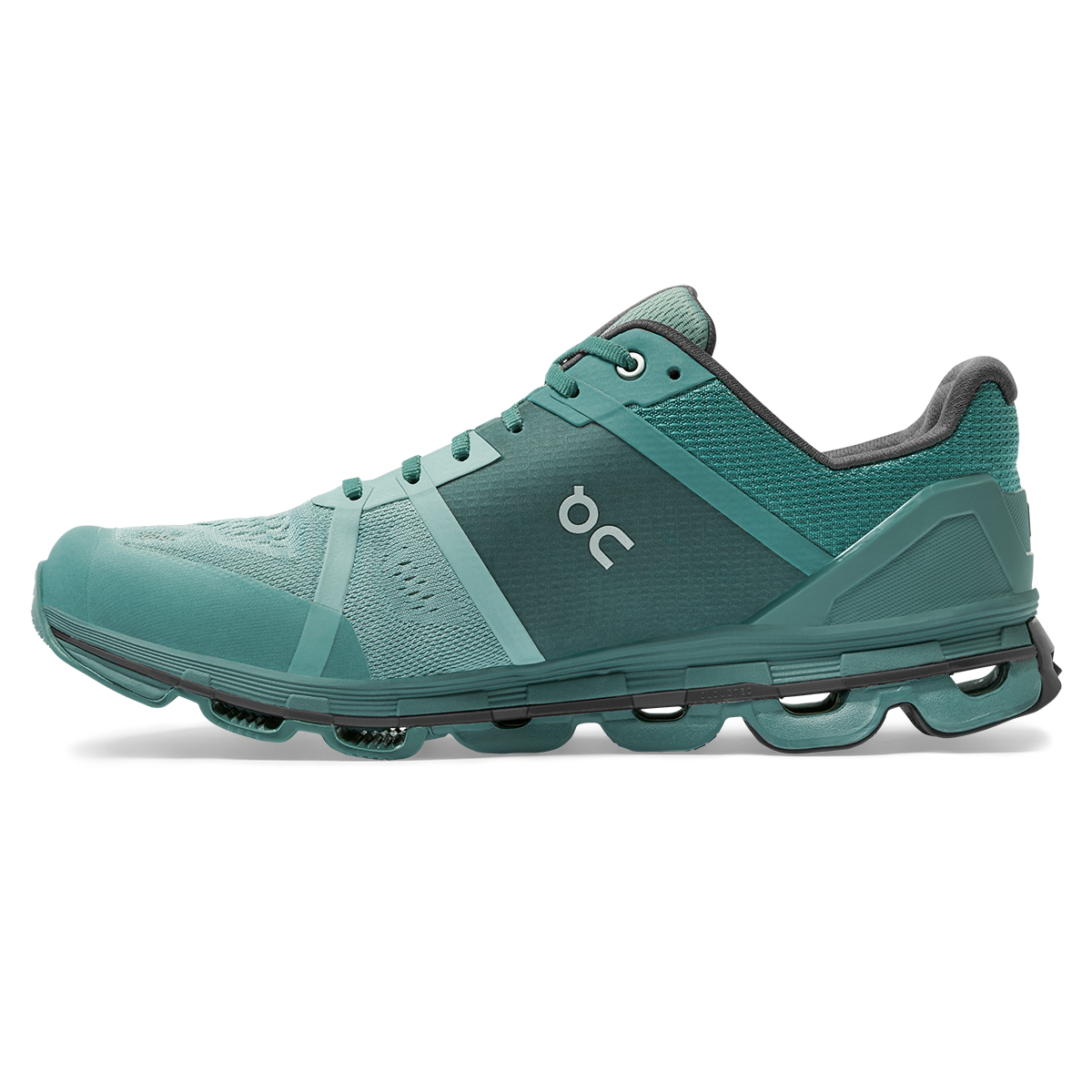 Men's On Cloudace Running Shoe - Color: Sea/Shadow - Size: 7 - Width: Regular, Sea/Shadow, large, image 2