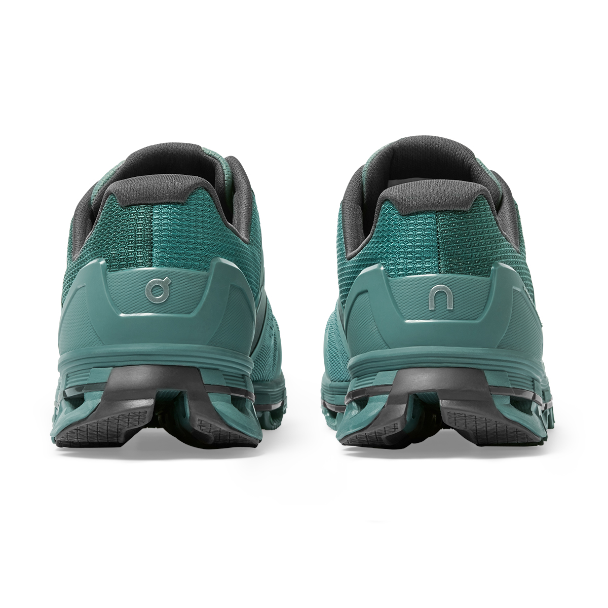 Men's On Cloudace Running Shoe - Color: Sea/Shadow - Size: 7 - Width: Regular, Sea/Shadow, large, image 4