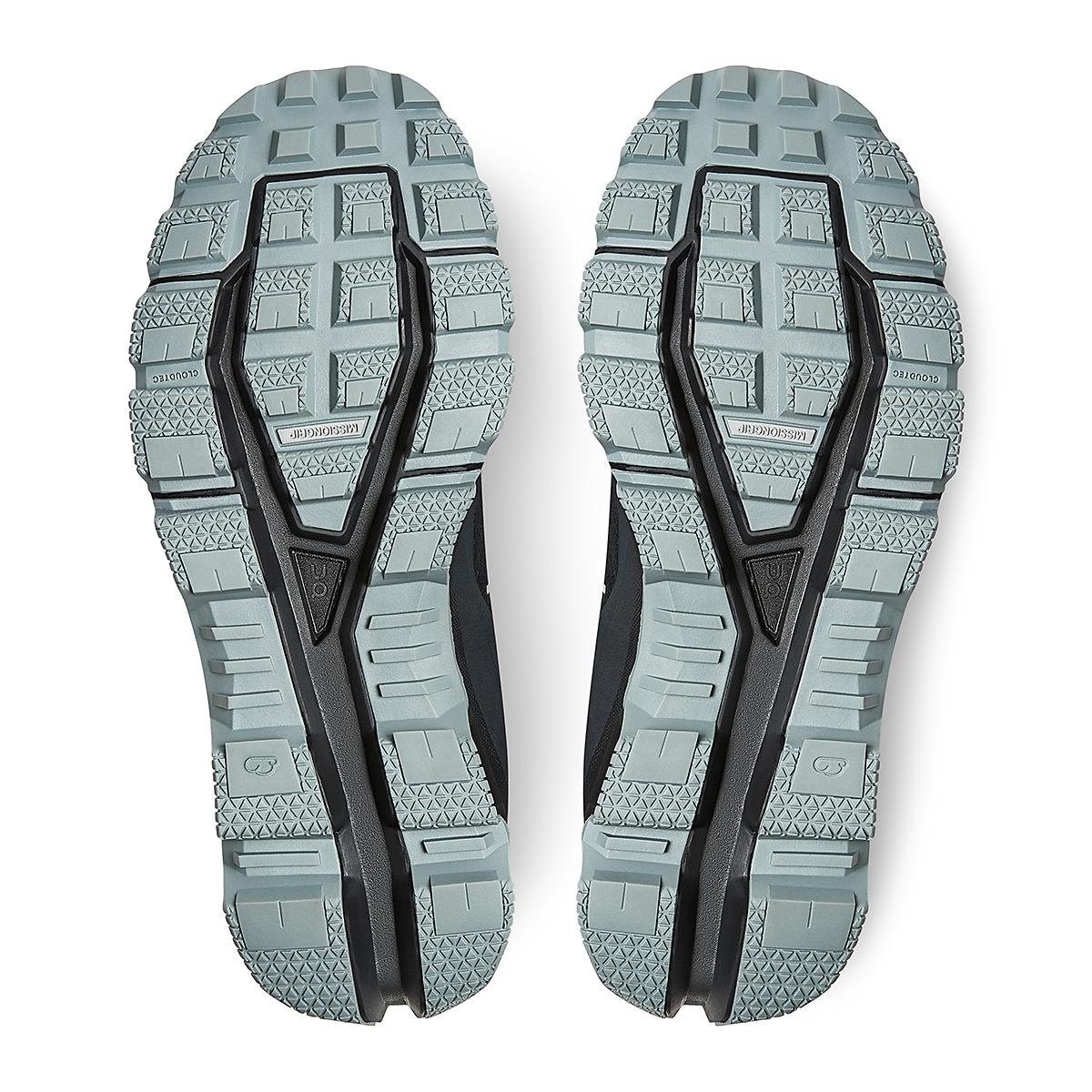 Women's On Cloudventure Running Shoe - Color: Black/Cobble - Size: 5 - Width: Regular, Black/Cobble, large, image 5