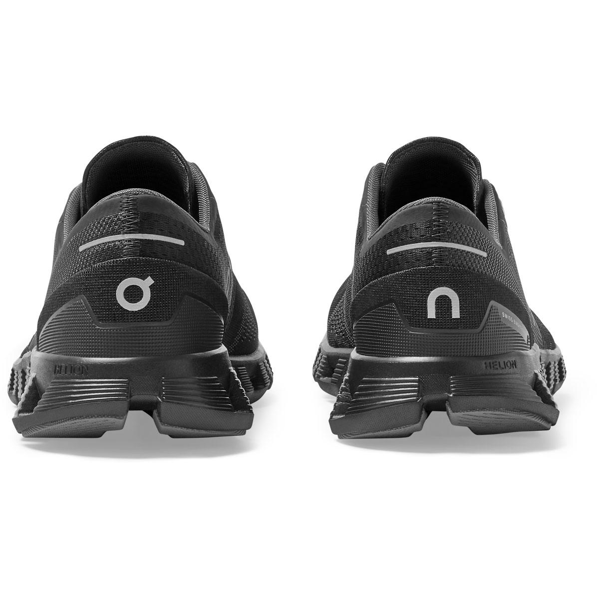 Men's On Cloud X 2.0 Running Shoe - Color: Black/Asphalt - Size: 7 - Width: Regular, Black/Asphalt, large, image 5