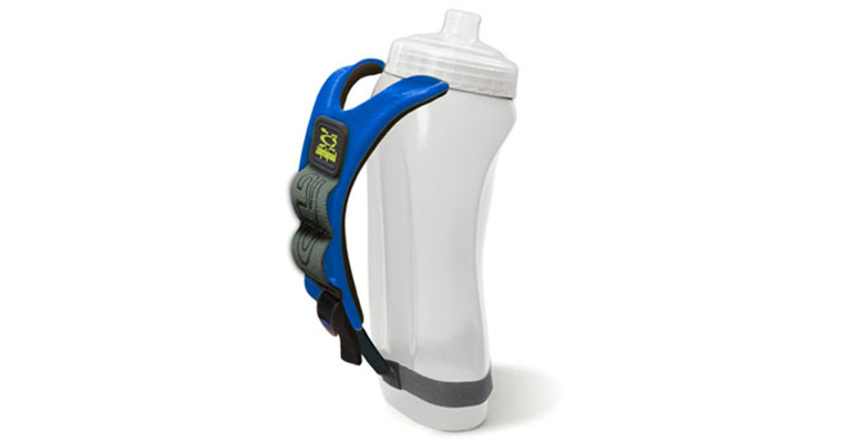 Amphipod Hydraform Hydro Minimalist Handheld Flask - 20 Oz. - Color: Blue - Size: One Size, Blue, large, image 1