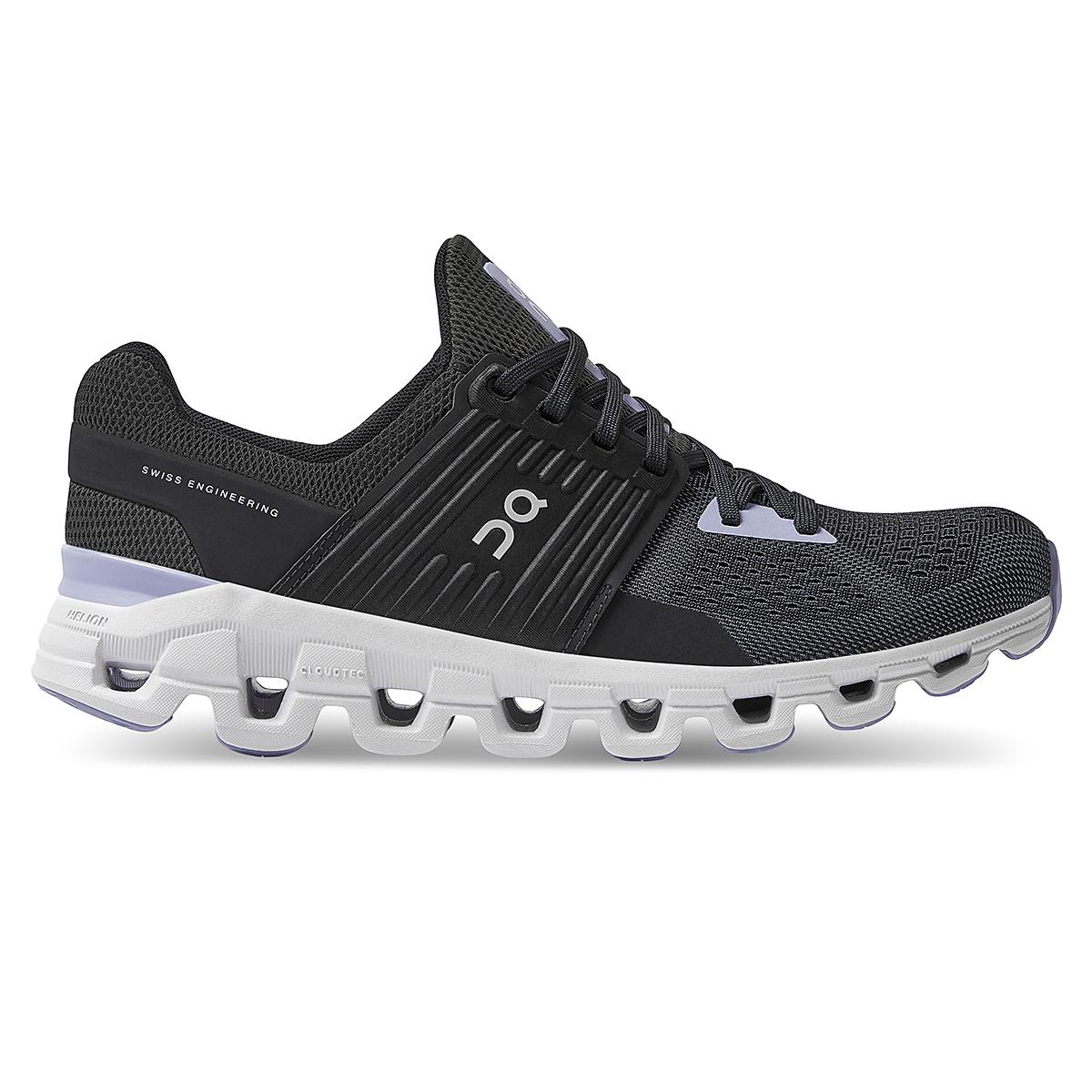 Women's On Cloudswift 2.0 Running Shoe - Color: Magnet/Lavender - Size: 5 - Width: Regular, Magnet/Lavender, large, image 1