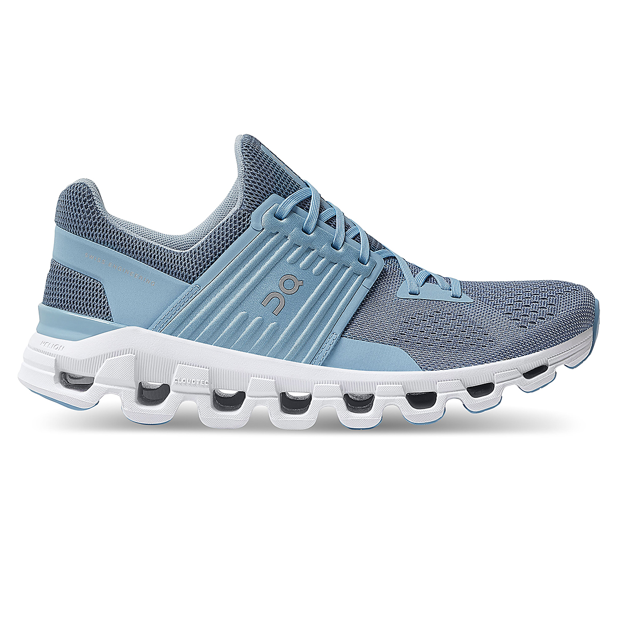 Women's On Cloudswift 2.0 Running Shoe - Color: Lake/Sky - Size: 5 - Width: Regular, Lake/Sky, large, image 1