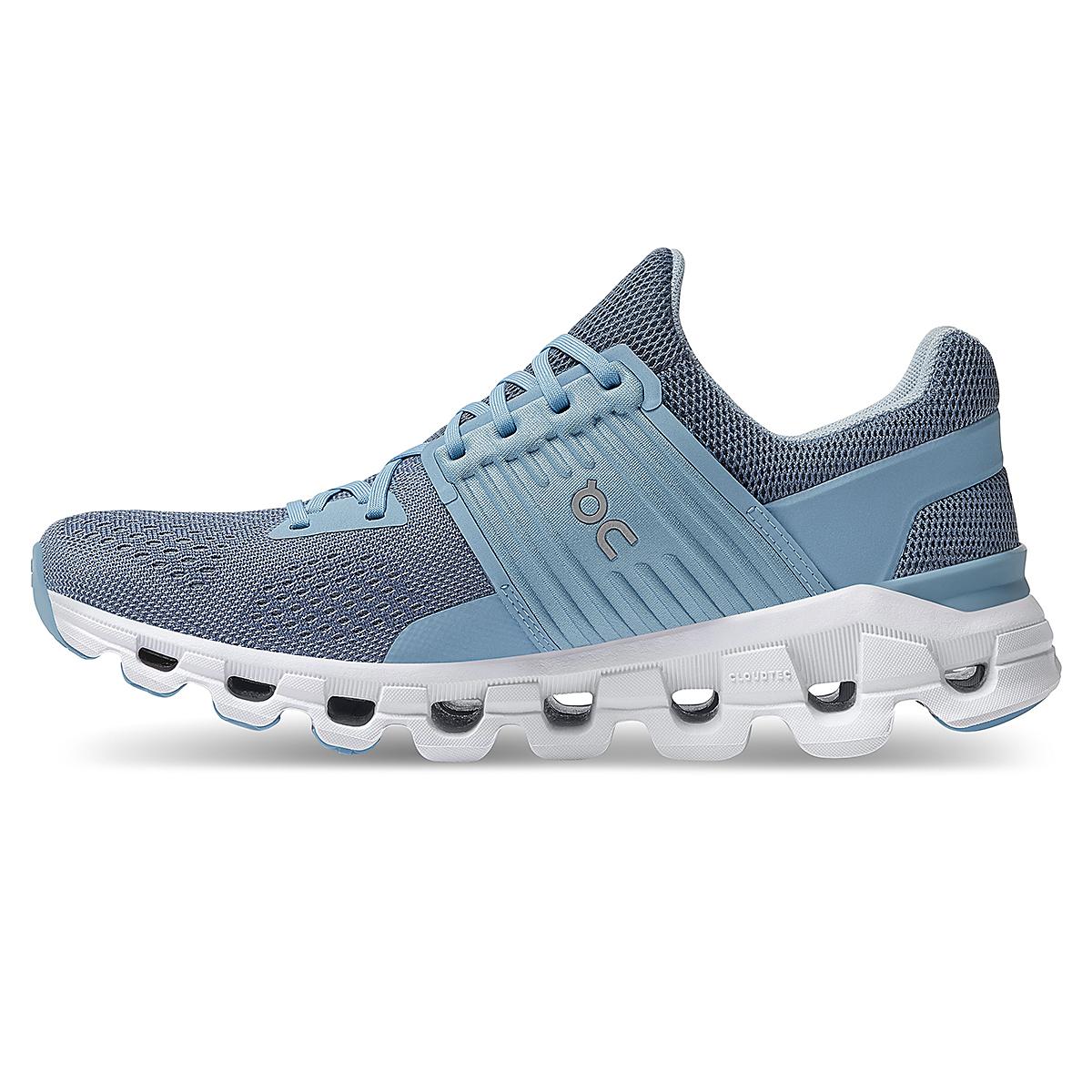 Women's On Cloudswift 2.0 Running Shoe - Color: Lake/Sky - Size: 5 - Width: Regular, Lake/Sky, large, image 3