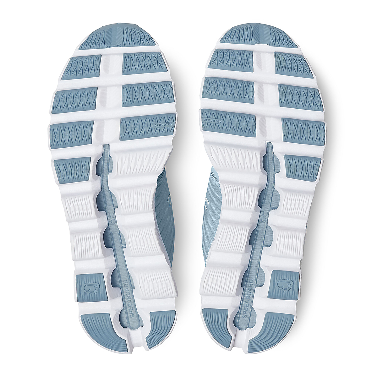 Women's On Cloudswift 2.0 Running Shoe - Color: Lake/Sky - Size: 5 - Width: Regular, Lake/Sky, large, image 6