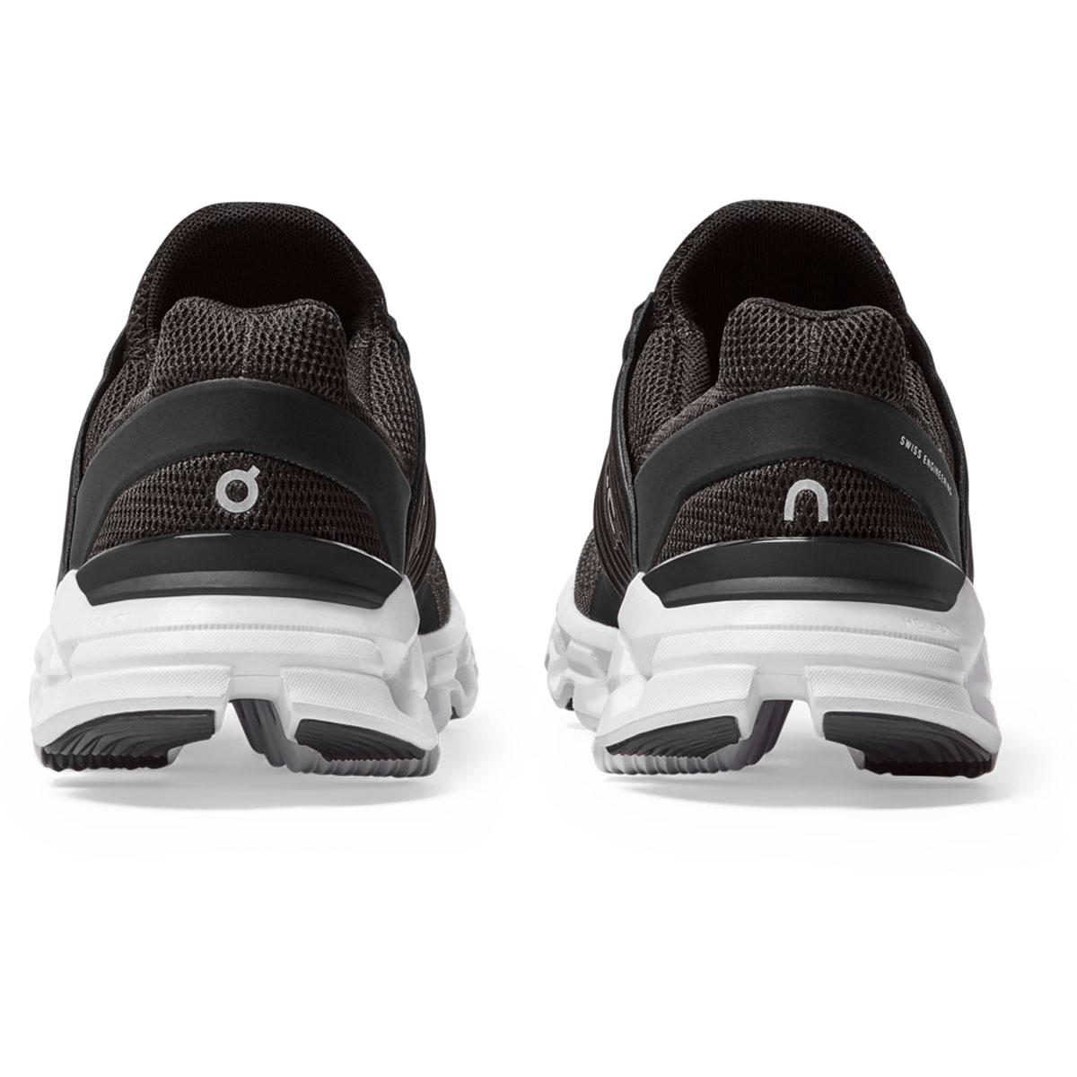 Women's On Cloudswift 2.0 Running Shoe - Color: Black/Rock - Size: 5 - Width: Regular, Black/Rock, large, image 3