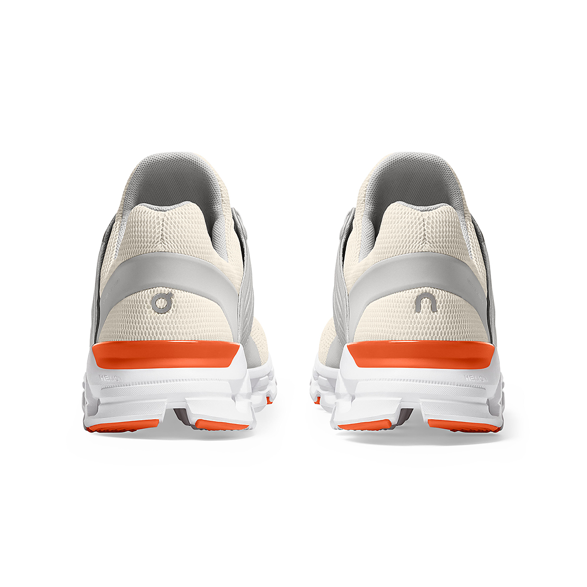 Men's On Cloudswift 2.0 Running Shoe - Color: White | Flame - Size: 7 - Width: Regular, White | Flame, large, image 4