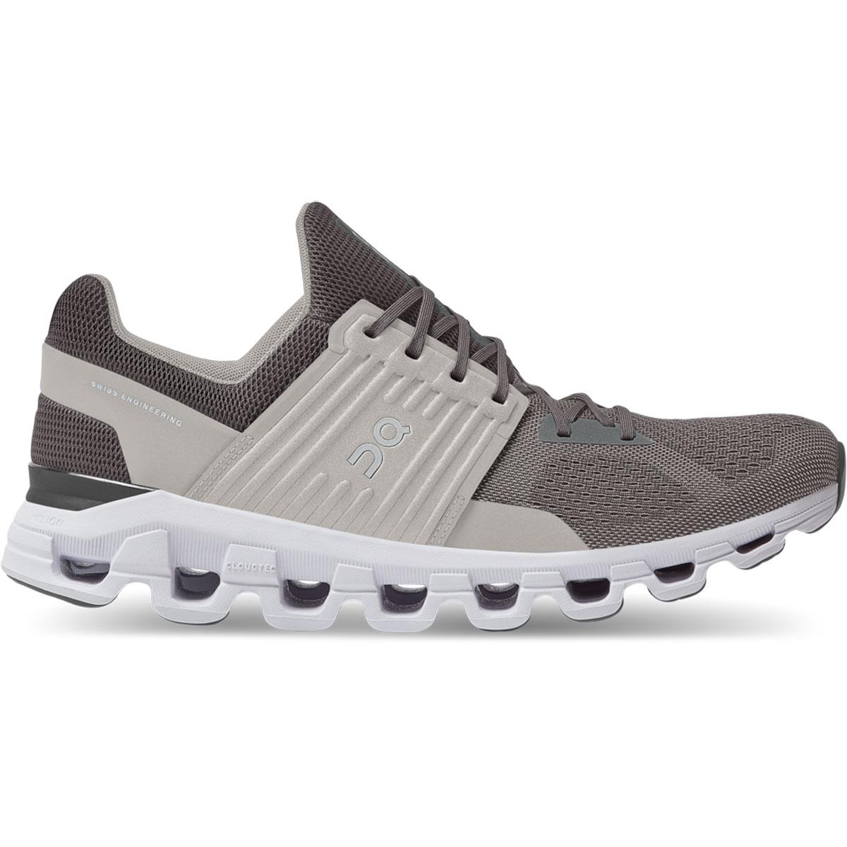 Men's On Cloudswift 2.0 Running Shoe - Color: Rock/Slate - Size: 7 - Width: Regular, Rock/Slate, large, image 1
