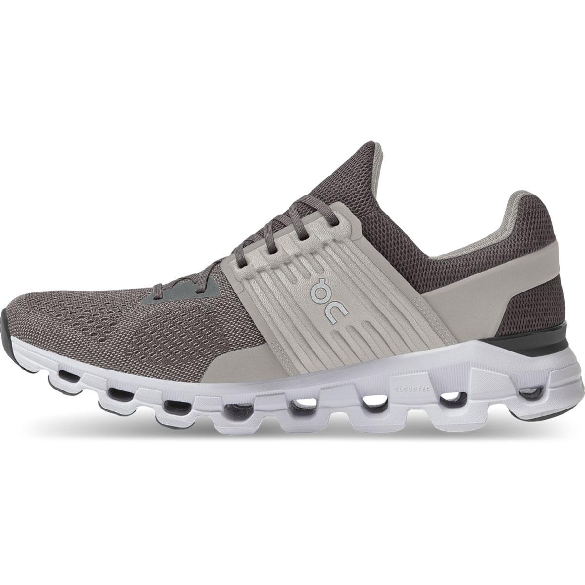 Men's On Cloudswift 2.0 Running Shoe - Color: Rock/Slate - Size: 7 - Width: Regular, Rock/Slate, large, image 2