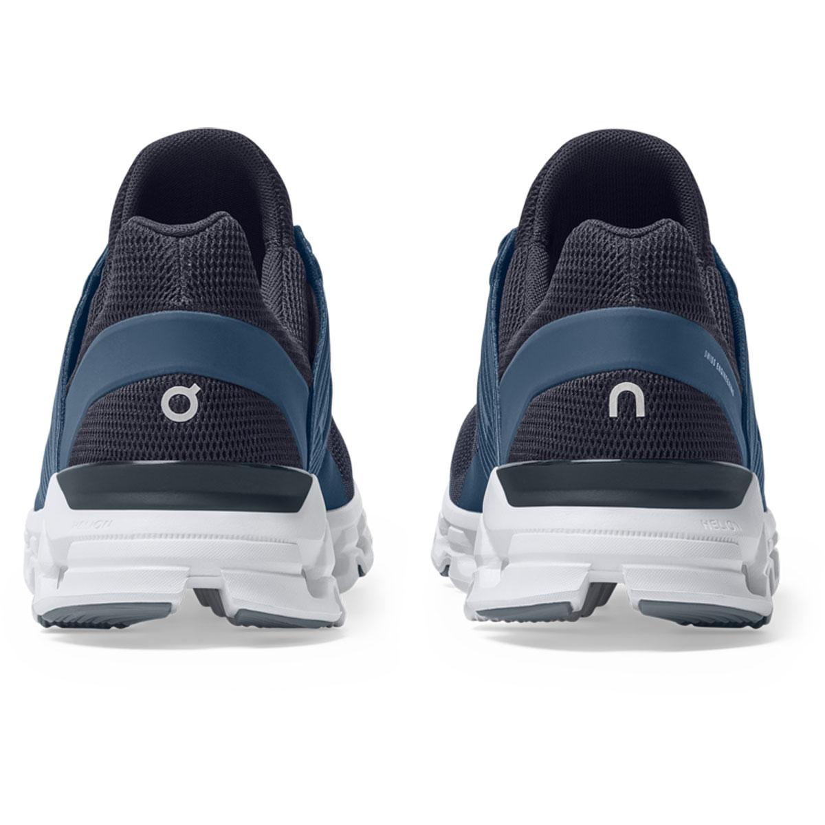 Men's On Cloudswift 2.0 Running Shoe - Color: Denim/Midnight - Size: 7 - Width: Regular, Denim/Midnight, large, image 4