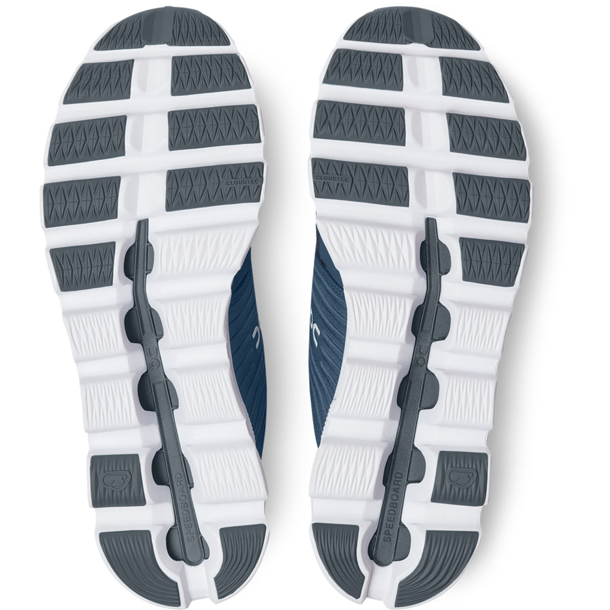 Men's On Cloudswift 2.0 Running Shoe - Color: Denim/Midnight - Size: 7 - Width: Regular, Denim/Midnight, large, image 5