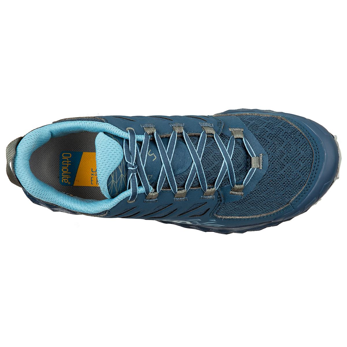 Women's La Sportiva Lycan II Trail Running Shoe - Color: Opal/Pacific Blue - Size: 6.5 - Width: Regular, Opal/Pacific Blue, large, image 3