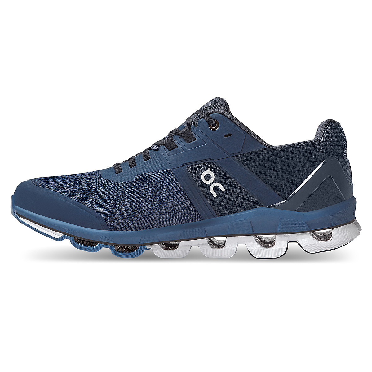 Men's On Cloudace Running Shoe - Color: Midnight   Navy - Size: 8 - Width: Regular, Midnight   Navy, large, image 2