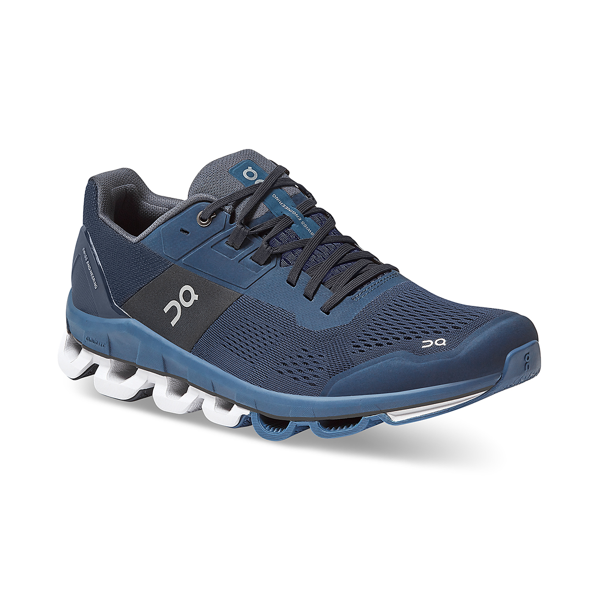 Men's On Cloudace Running Shoe - Color: Midnight   Navy - Size: 8 - Width: Regular, Midnight   Navy, large, image 3