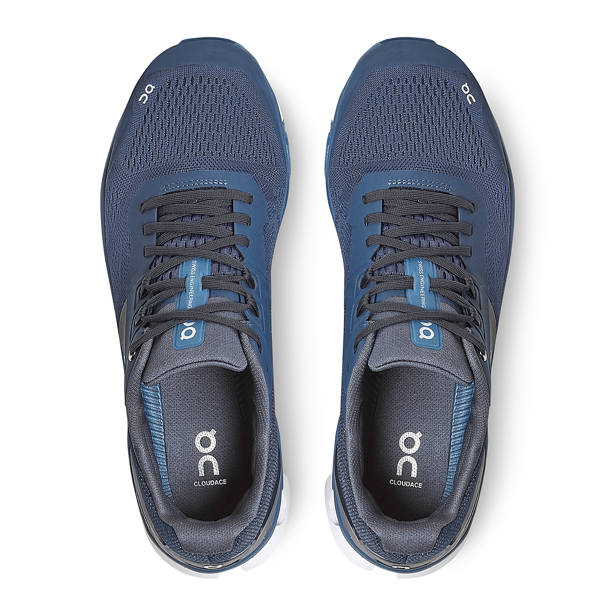 Men's On Cloudace Running Shoe - Color: Midnight   Navy - Size: 8 - Width: Regular, Midnight   Navy, large, image 5